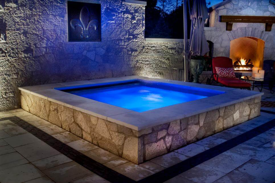 What Is A Plunge Pool Size Cost More Pool Research